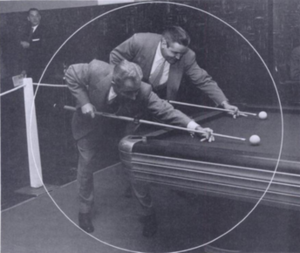 Willie Mosconi - Image: Mosconi&Moore