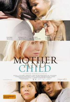 Mother and Child (2009 film) - Australian theatrical poster