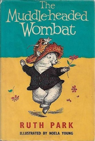 The Muddle-Headed Wombat - The 1994 paperback edition of the Muddle-Headed Wombat four book omnibus which was first published in 1979