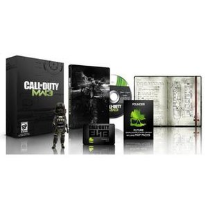Call of Duty: Modern Warfare 3 - The contents of the Hardened Edition for Xbox 360