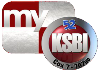 KSBI - Alternate MyNetworkTV logo used in station promos from September 17, 2012 to December 6, 2014.