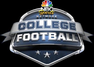 NBCSN College Football logo