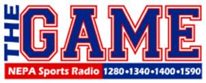 WICK - Image: NEPA Sports Radio (WICK) logo