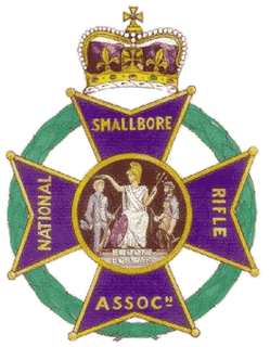 National Smallbore Rifle Association organization
