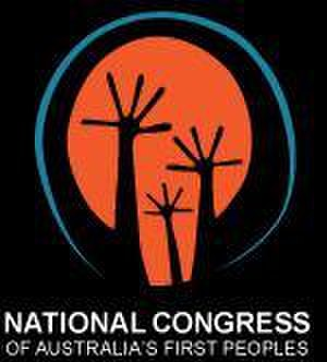 National Congress of Australia's First Peoples - Image: Nationalcongresslogo