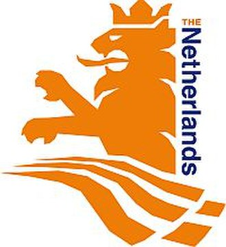 Netherlands national cricket team - Netherlands cricket crest