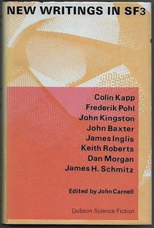 New Writings in SF 3 - First edition