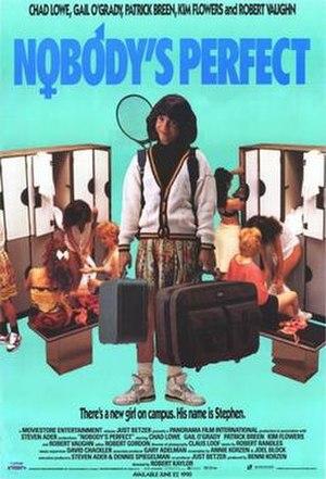 Nobody's Perfect (1990 film) - Image: Nobody's Perfect (1990 film)