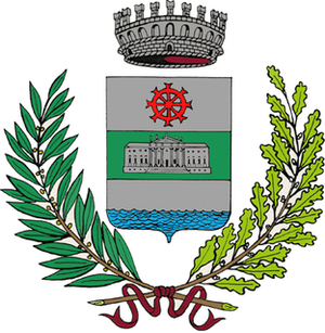 Noventa Padovana - Image: Noventa Padovana Stemma