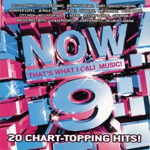 Now That's What I Call Music! 9 (U.S. series) - Image: Now 9 USA