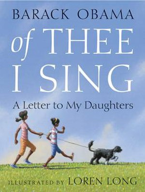 Of Thee I Sing (book) - Image: Of thee i sing