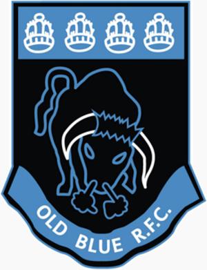 Old Blue R.F.C. - Image: Oldblue logo