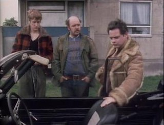 Go West Young Man (<i>Only Fools and Horses</i>) 2nd episode of the first season of Only Fools and Horses