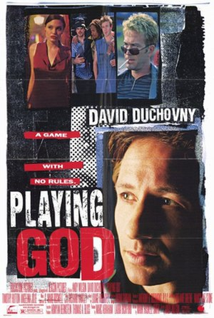 Playing God (film) - Theatrical release poster