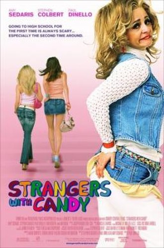 Strangers with Candy (film) - Theatrical release poster