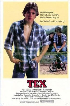 Tex (film) - Image: Poster of Tex (film)