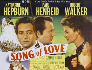 <i>Song of Love</i> (1947 film) 1947 film by Clarence Brown