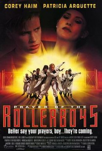 Prayer of the Rollerboys - Image: Prayer of the Rollerboys