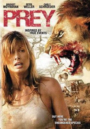 Prey (2007 film) - Official teaser poster
