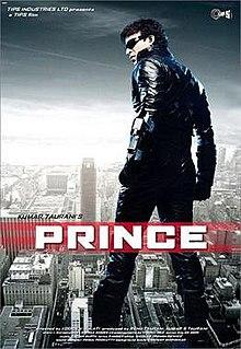 Prince (2010) SL DM - Vivek Oberoi, Nandana Sen, Aruna Shields, Neeru Bajwa
