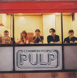 Common People (song) - Image: Pulp Common People