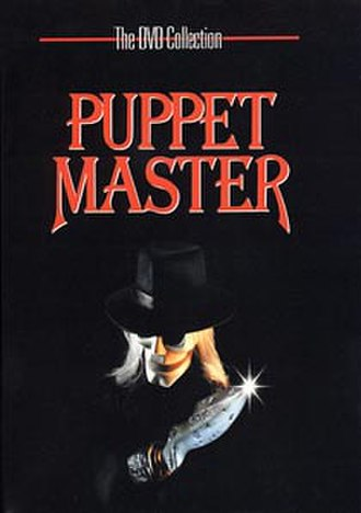 Puppet Master (franchise) - Region 1 (US) DVD box set containing the first seven installments.