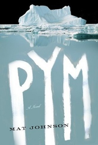 Pym (novel) - Book cover