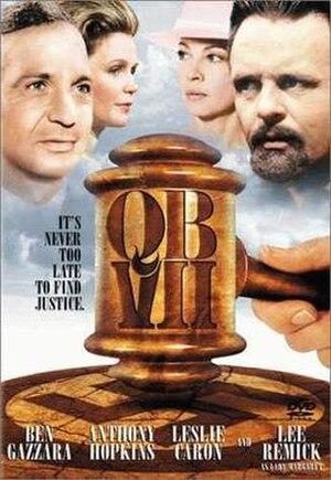 QB VII (miniseries) - Image: QBVII DV Dcover