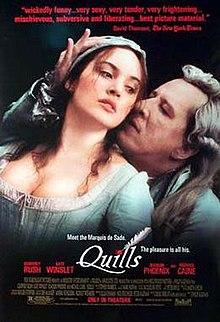 Quills movie