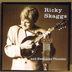 Bluegrass Rules! - Image: Ricky Skaggs Bluegrass Rules cover
