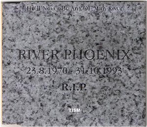 (He'll Never Be An) Ol' Man River - Image: River tombstone