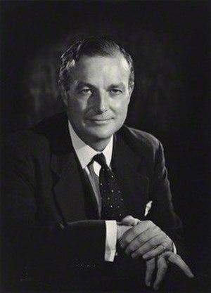 Robert Allan, Baron Allan of Kilmahew - Allan in 1958