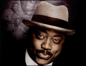 Robin Harris - Harris on the cover of The Robin Harris Story - We Don't Die, We Multiply