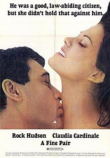 <i>A Fine Pair</i> 1968 Italian film