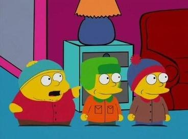 SP Simpsons Already Did It