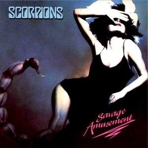 Savage Amusement - Image: Scorpions Savage Amusement