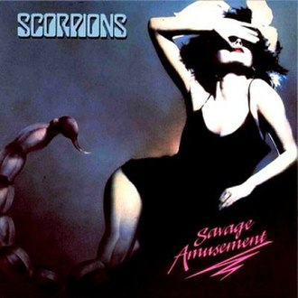 Savage Amusement - Image: Scorpions Savage Amusement