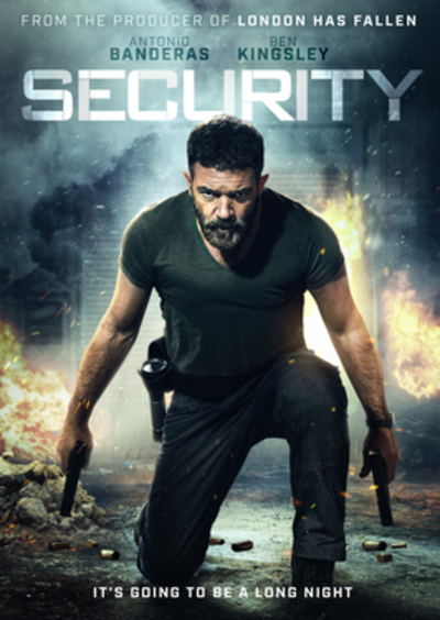 Picture of a movie: Security