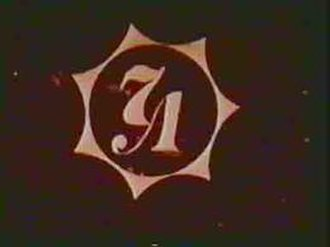 Seven Arts Productions - Third logo (1964-1967)