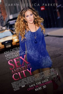 Sex and the city film wikipedia