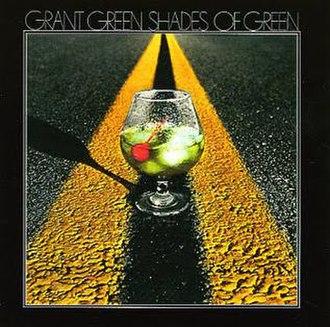 Shades of Green (album) - Image: Shades of Green (album)