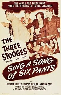 <i>Sing a Song of Six Pants</i> 1947 film by Jules White