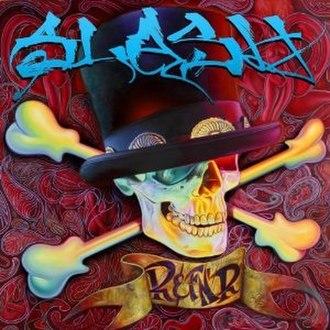 Slash (album) - Image: Slash (Slash album cover art)