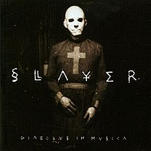 cd slayer diabolus in musica