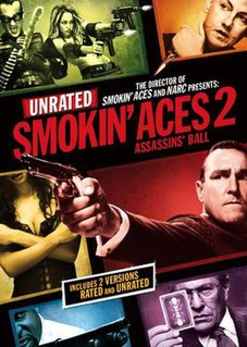 2010 Canadian-American action crime film directed by P. J. Pesce