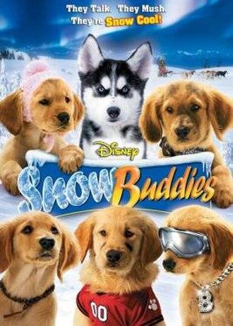 Snow Buddies - Sales poster