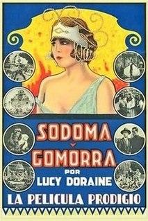<i>Sodom and Gomorrah</i> (1922 film) 1922 film by Michael Curtiz