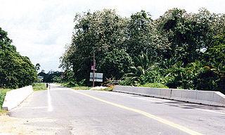 Soesdyke-Linden Highway