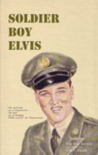 Ira Jones - Cover for Soldier Boy Elvis