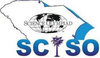 South Carolina Science Olympiad - Image: South Carolina Science Olympiad Logo